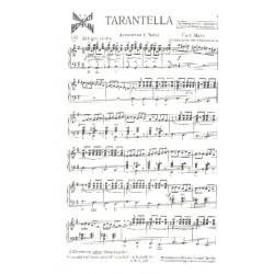 Mahr, Curt: Tarantella : für 3 Akkordeons