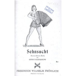 Kusserow, Ernst: Sehnsucht : f├╝r 3 Akkordeons (Kopie)