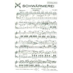 Mahr, Curt: Schwärmerei : für 3 Akkordeons