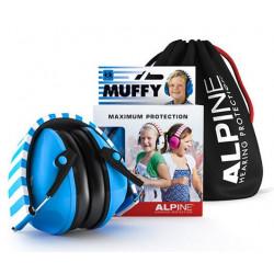 Alpine Muffy Earmuff Kapsel-Gehörschutz, Kids Kinder