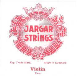 Jargar Violinsaite E 4/4 (Stahl/Kugel) - stark