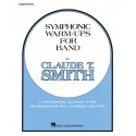 Smith, Claude: Symphonic Warm Ups: for band baritone bass clef