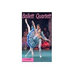 Ballett Quartett-Spiel mit 32 Karten