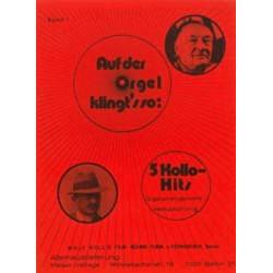 Kollo, Walter: Auf der Orgel klingt's so Band 1 : für E-Orgel