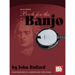 Bach, Johann Sebastian: Bach for the Banjo : for five string banjo