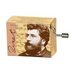 """Spieluhr Bizet """"Habanera aus Carmen"""""""