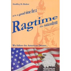 Joplin, Scott: It's a good Time for a Ragtime : für Akkordeon