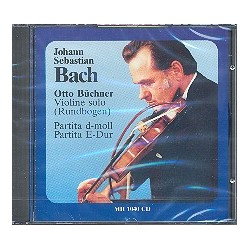 Bach, Johann Sebastian: 2 Partiten für Violine CD