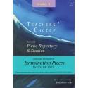 Teacher's Choice, Selected Piano Repertory Piano 2021 and 2020, Grade 8