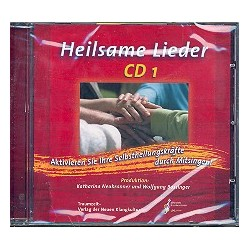 Bossinger, Wolfgang: Heilsame Lieder Band 1 : CD