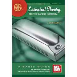 Barrett, David: Essential Theory : for diatonic harmonica