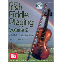 Berthoud, Philip John: Irish Fiddle Playing Vol.2 (+CD)