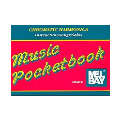 Chromatic Harmonica : Pocketbook