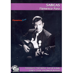Flamenco Puro (+CD) : for guitar/tab