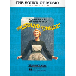 Rodgers, Richard: The Sound of Music : piano/vocal/guitar