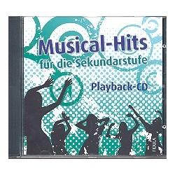 Musical Hits für Sekundarstufe CD