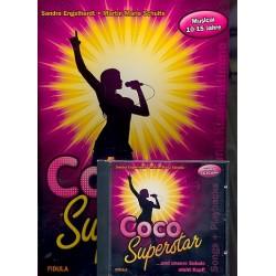 Schulte, Martin Maria: Coco Superstar ... und unsere Schule steht Kopf (+CD) : f├╝r Soli, Darsteller, Chor und Instrumente