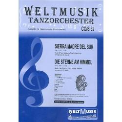 Sierra Madre del sur - die Sterne am Himmel : f├╝r Salonorchester Stimmen