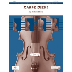 Meyer, Richard: Carpe diem : for 2 violins, viola, violoncello and bass score and parts