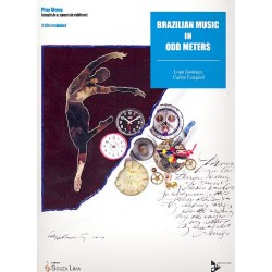 Brazilian music in odd meters (+CD) : for melody instrument
