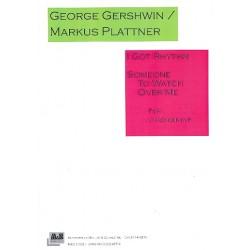 Gershwin, George: I got Rhythm und Someone to watch over me für 4 Hörner Partitur und Stimmen