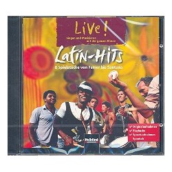 Live Latin Hits : CD