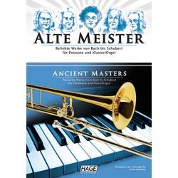 Alte Meister : f├╝r Posaune und Klavier (Orgel)