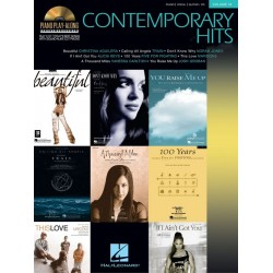 Contemporary Hits Vol.19 (+CD) : Songbook piano/vocal/guitar