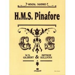 Sullivan, Arthur Seymour: HMS Pinafore : für Soli, gem Chor und Piano Partitur