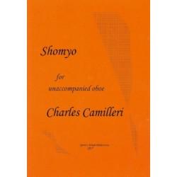 Camilleri, Charles: Shomyo : for oboe