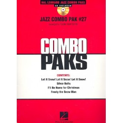 Jazz Combo Pack No.27 (+CD) : for jazz ensemble