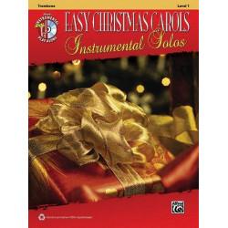 Easy Christmas Carols (+CD) : for trombone