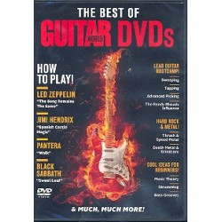 Guitar World - Best of Guitar world DVDs : DVD-Video