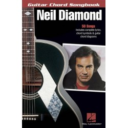 Neil Diamond: 50 Songs Songbook voice/guitar