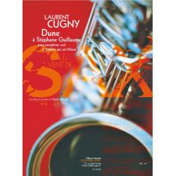 Cugny, Laurent: Dune : pour saxophone alto