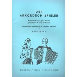 Leers, Paul: Der Akkordeonspieler