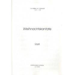 Ditters von Dittersdorf, Karl: Weihnachtskantate : für Orgel