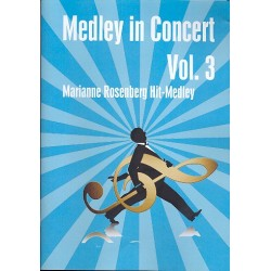 Marianne Rosenberg Hit-Medley : f├╝r Salonorchester Stimmen