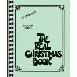 The Real Christmas Book : for c-instruments