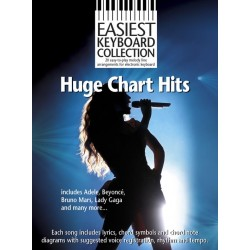 Easiest Keyboard Collection : Huge Chart Hits