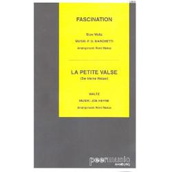 Fascination La petite valse : f├╝r Salonorchester