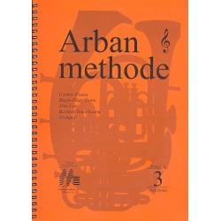 Arban, Jean Baptiste: Arban Methode Vol.3 : f├╝r Blechblasinstrumente