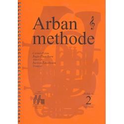 Arban, Jean Baptiste: Arban Methode Vol.2 : f├╝r Blechblasinstrumente