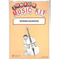 Morning has broken : for easy ensemble score and parts
