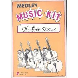 Vivaldi, Antonio: The Four Seasons : for easy ensemble score and parts