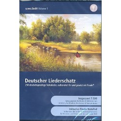 Scores2edit Vol.1 : Deutscher Liederschatz CD-ROM