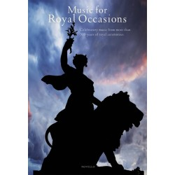 Music for Royal Occasion : for mixed chorus and organ score (en)