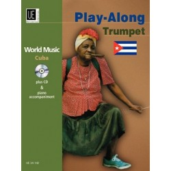 World Music Cuba (+CD) : f├╝r Trompete und Klavier