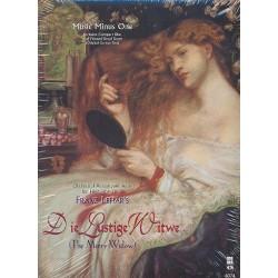 Lehár, Franz: Die Lustige Witwe (Highlights) (+CD) : vocal score (dt)