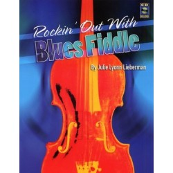 Lieberman, Julie Lyonn: Rockin' out with Blues Fiddle (+CD) : for violin